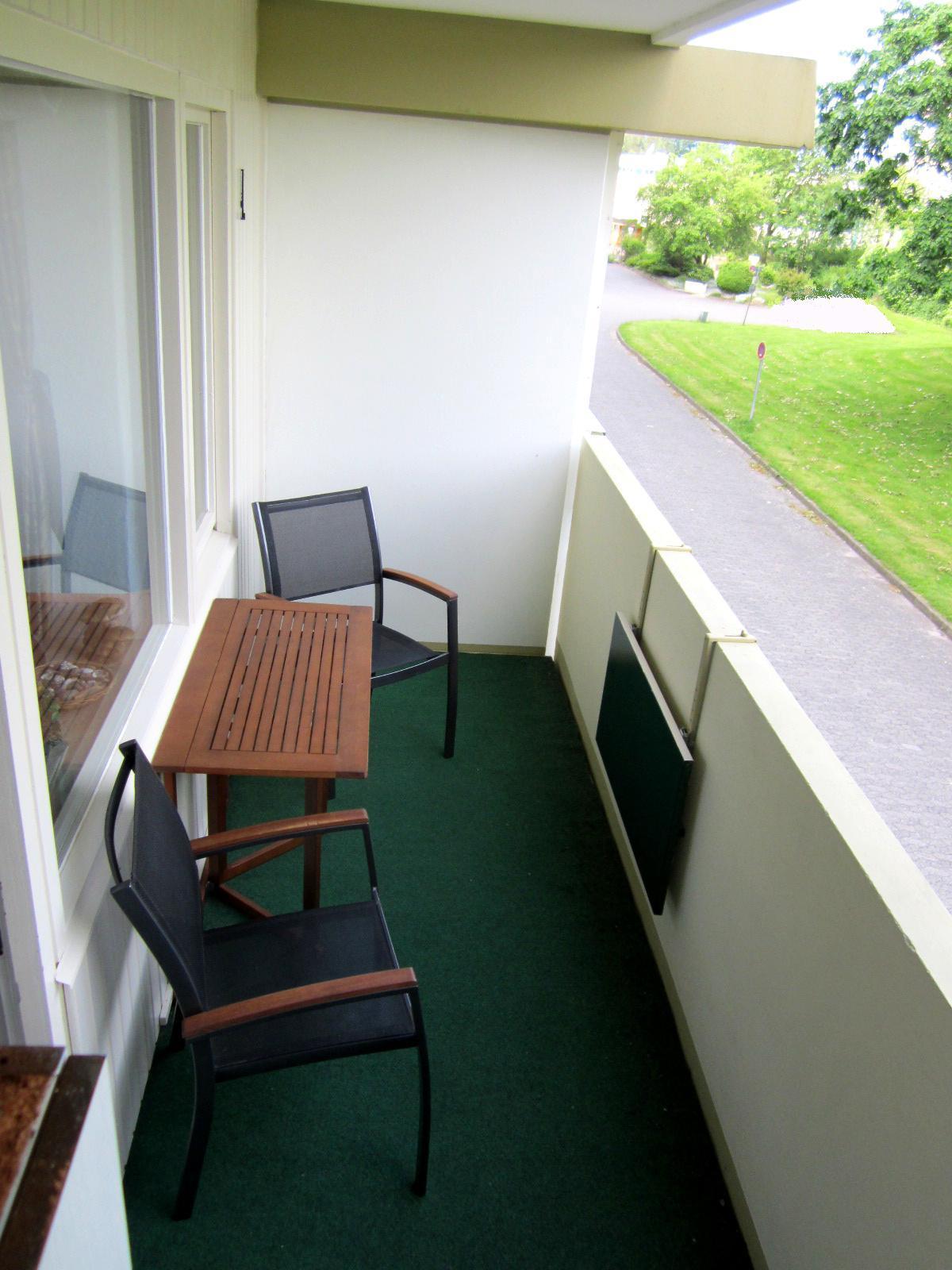 Balkon/Grundriss
